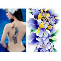 Wholesale Cute Full Body Temporary Tattoo Sticker For Children / Kids Eco Friendly from china suppliers