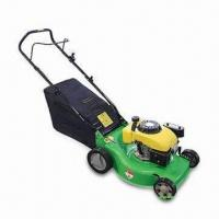 Wholesale Lawn Mower with Air-cooled, 4-stroke, OHV, Single Cylinder and Vertical Shaft Engine Type from china suppliers