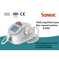 Wholesale Dark Skin Yag Laser Hair Removal Machine / tattoo removal machine from china suppliers