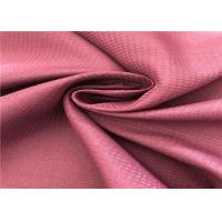 China Cation Twill Ripstop Exterior Fabric Waterproof Windproof Fabric For Jacket for sale