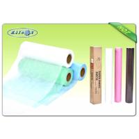 Wholesale Water Proof Oval Pattern White Color SMS Non woven Fabric For Sanitary Napkin Leg Cuff from china suppliers