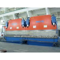 Wholesale Large Mechanical Press Brake Machine Duplex Synchronized 800T / 7000 from china suppliers