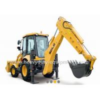 Wholesale Carraro Axle Backhoe Loader B877 Road Construction Equipment 2716mm Dumping Height from china suppliers