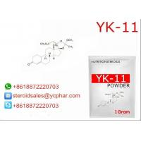 Wholesale YK11 SARM Steroids Hormone Powder Natural Supplement For Athletes from china suppliers