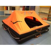Wholesale SOLAS standard throw-overboard inflatable life raft(6 pax to 30 pax) from china suppliers