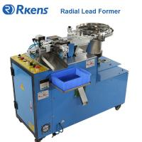 Wholesale Automatic Ceramic Capacitor Lead Forming Machine/Radial Lead Bending Machine from china suppliers