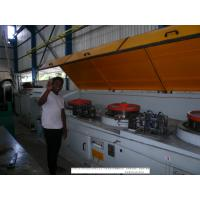 Wholesale High Speed Straight Line Wire Drawing Machine Ø6.5mm - Ø5.5mm Inlet Diameter LZ10--560 from china suppliers