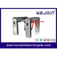 Wholesale Safety Controlled Access tripod turnstile gate Double Direction 220V 110V from china suppliers