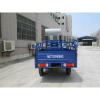 Wholesale Disc Brake Cargo Motorcycle Commercial Tricycles 1700mm X 1200mm X 650mm from china suppliers