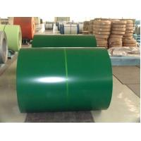 Wholesale SPCC DC51D SGHC Color Coated Steel Sheet Coating , Prepainted Steel Coil For Roofing from china suppliers