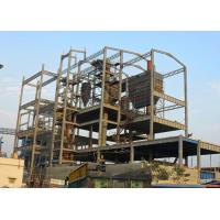 Wholesale Cement Plant Industrial Steel Frame Buildings Multi Storey Steel Frame Construction from china suppliers