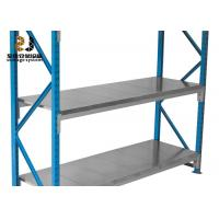 Wholesale Steel Powder Coated Galvanized Ral System Light Duty Storage Rack / Color Pallet Racking from china suppliers