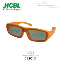 Wholesale Fashion Kid 3D Display Glasses For Primary School Students In Cinema from china suppliers