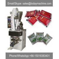 Wholesale High Speed Granule Automatic Food Packing Machine For Snack / Salt / Nuts Accurate Track from china suppliers