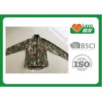 Wholesale Hoody Waterfowl Hunting Clothing , Embroidery Camo Hunting Jacket For Women from china suppliers