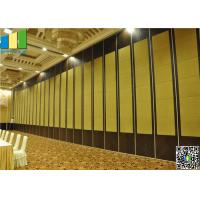 Wholesale Wall Paper Office Folding Internal Doors Soundproof Rate 42db Double Door from china suppliers