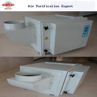 Buy cheap 1.5KW 50HZ 62dB 1.5KW Industrial Air Purifier 150mm Frame Mounted from wholesalers