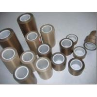 Buy cheap 180um heat resistant PTFE teflon tape with release liner from wholesalers
