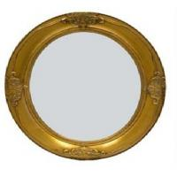 Buy cheap antique framed bathroom mirror from wholesalers