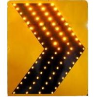 Wholesale Hydraulic Electronic Traffic Signs Led Traffic Warning Lights Message Board from china suppliers