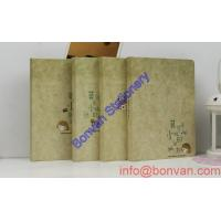 Wholesale Hot sale New fashion design female hardcover paper notebook for promotion from china suppliers