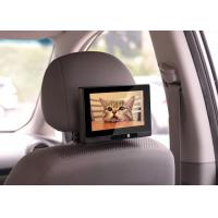 Wholesale 7 Inch In Cab Advertising Touch Screen Tablet Black Color For Taxi Advertising from china suppliers