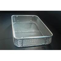 Wholesale wire sterilization basket from china suppliers