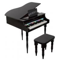 Wholesale Red / Black Childrens Wooden Grand Toy Wooden Piano / Mini Piano Set FW30B from china suppliers
