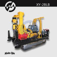 Wholesale Drilling Depth 1000M XY-2BLB crawler drilling rig for anchoring and water well drilling from china suppliers
