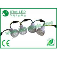 Wholesale 45MM 9 SMD5050 2 16W 24VDC digital rgb LED pixels Amusement Funfair Lights from china suppliers