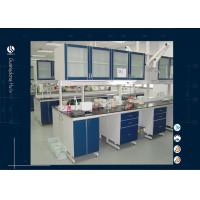 Wholesale Full Steel Lab Island Workbenches Modular Laboratory Furnitue from china suppliers