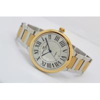 All Stainless Steel Watch With Supplying Your Own Logo On  Watch Dial, Fashion couple watch