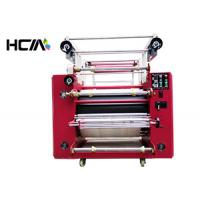 Wholesale Roll Reflective Lanyard Heat Press Machine Oil Heating For Double Side Ribbon Printing from china suppliers