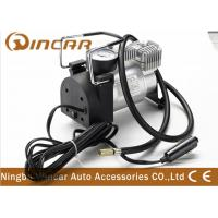 Wholesale CE Approved 12V Portable Air Compressor For Car Tire Inflator Over Load Protection from china suppliers