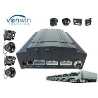 Wholesale 3G 4G 4ch / 8ch full hd 1080p AHD MDVR and Camera / Audio System police car solution from china suppliers