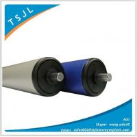 Wholesale Material Handling belt conveyor hdpe idler roller from china suppliers