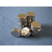 Wholesale Nickel Plated Custom Neodymium Disk Small Round Magnets from china suppliers