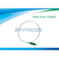 Wholesale Optical Patch Cord  Passive Components SC / APC Fiber Optic Patch Cable from china suppliers
