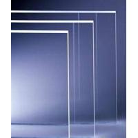 Wholesale sell 1.5mm 4mm 5mm low iron glass from china suppliers