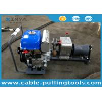 Wholesale Light Weight JJM1Q YAMAHA Cable Pulling Winch 1 Ton , Gasoline Powered Winch from china suppliers