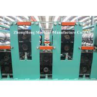 Wholesale CE Monia Type Glazed Tile Roll Forming Machine With Pressing / Cutting System from china suppliers