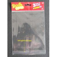 Buy cheap 6 Colors Gravure Printing Custom Size Clear Plastic Bags For Packaging from wholesalers
