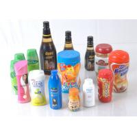 Wholesale Custom Cylinder Tamper Evident Shrink Sleeves for Seasoning Package 7 Colors PETG from china suppliers