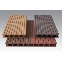 Wholesale Wood Plastic Composite Outside Round And Square Circular Hollow Wpc Decks from china suppliers
