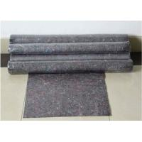 Wholesale Customized 30% Cotton 70% Syhthetic Non Woven Felt As Heat Resistant Floor Felt from china suppliers