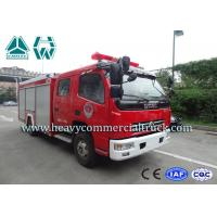 Wholesale 25 CBM 4 Tons Dongfeng High Speed Fire Fighting Truck  With Fire Pumps from china suppliers