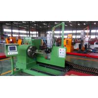 Wholesale 1600mm OD Chuck type CNC Pipe  Profile Plasma Cutting Machinery from china suppliers