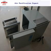 Wholesale Oil Recycling Industrial Air Purifier Suitable For Direct Indoor Emission from china suppliers