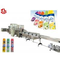 Wholesale Fully Automatic Air Freshener Filling Machine , Deodorant Filling Machine Stainless Steel from china suppliers