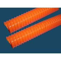 Buy cheap corrugated color PVC flexible suction tube from wholesalers